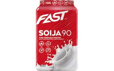 FAST Soija90 600g maustamaton soijaproteiinijauhe