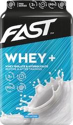 FAST Whey+ 600 g maustamaton heraproteiinijauhe