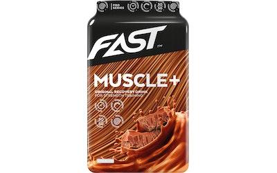 FAST Muscle+ 900g Suklaa
