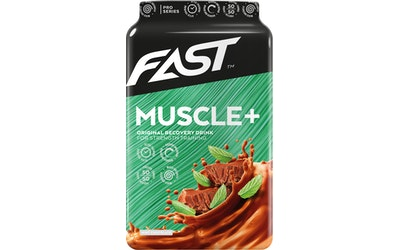 FAST Muscle+ 900g Minttu-suklaa