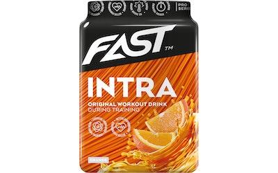 FAST Workout Intra 300g Appelsiini