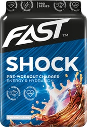 FAST Workout Shock 360g Energiajuoma