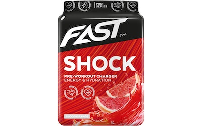 FAST Workout Shock 360g Veriappelsiini