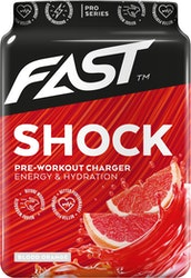 FAST Workout Shock 360g Veriappelsiini
