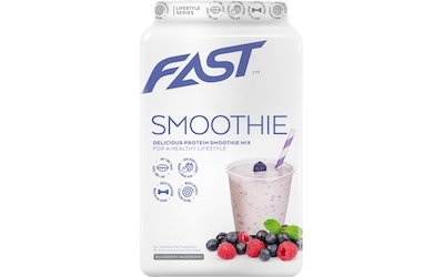FAST Smoothie Mix 500g Mustikka-vadelm