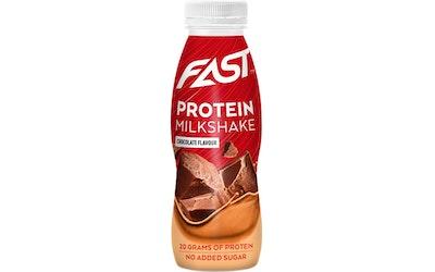 Fast protein milkshake 250ml suklaa