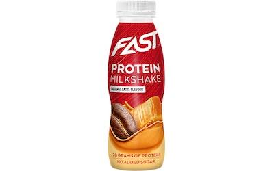 Fast protein milkshake 250ml caramel-latte