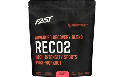 Fast reco2 800g mansikka