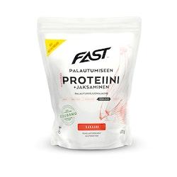 Fast proteiini+jaksaminen banaani 600g