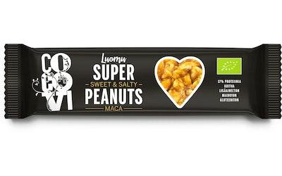 Cocovi super peanuts 40g maca luomu