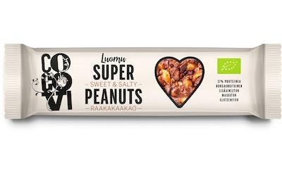 Cocovi superpeanuts40g raakakaakao lu