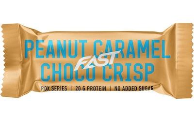Fast rox 55g peanut caramel crisp