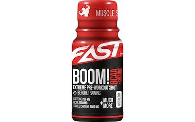 Fast boom! bcaa 60ml berry