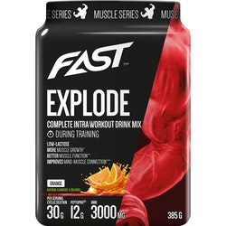 Fast explode muscle series 385g orange