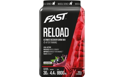 Fast reload muscle series 960g blackcur