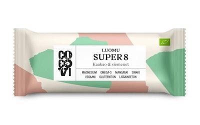 Cocovi Super8 40g kaakao ja siemenet