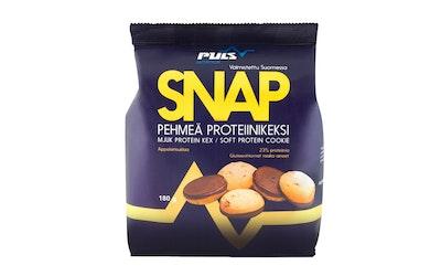 Puls Snap proteiinikeksi appelsiinisuklaa 180g