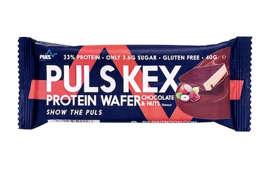 Puls kex 40g chocolate-nuts