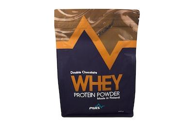 Puls WHEY proteiinijauhe Double Chocolate 600g