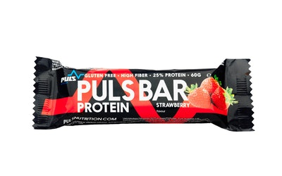 Puls Bar Protein 60g mansikka