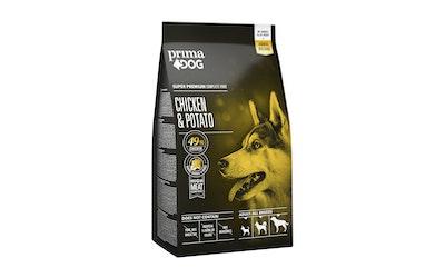 Prima Dog aikuisille koirille 2kg kana ja peruna