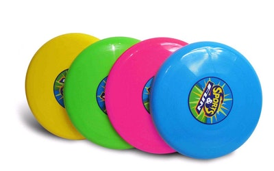 Frisbee muovia