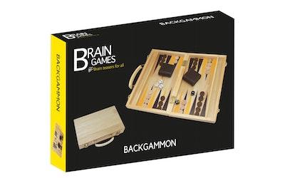 Backgammon salkussa