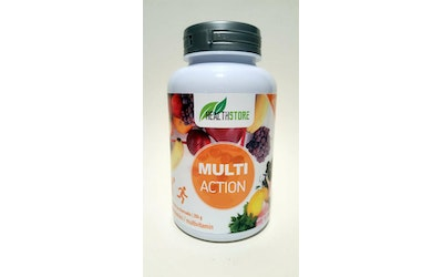 Health Store Multi Action Monivitamiini 400 tablettia