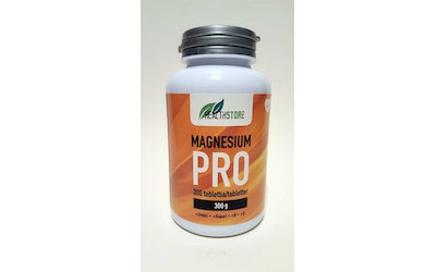 Health Store Magnesium Pro 300mg 300tablettia