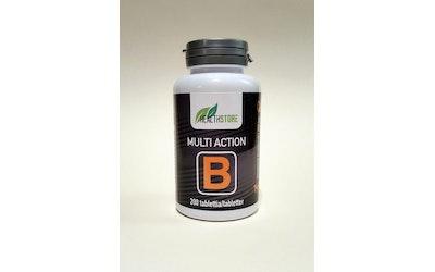 Health Store Multi Action B 200 tablettia