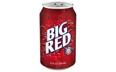 Big Red Soda 355ml