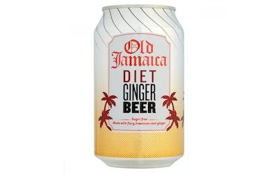 Old Jamaica diet ginger beer 0,33l
