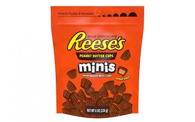 Reese's Mini's peanut butter cups 226g