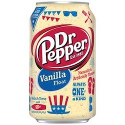 Dr Pepper Vanilla Float 355ml