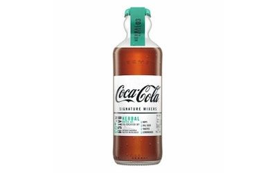 Coca-Cola Singature mixer Herbal  200ml
