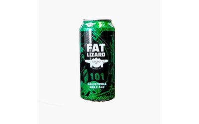 Fat Lizard 101 California Pale Ale 5,4% 0,44l