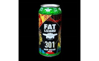 Fat Lizzard 301 Hop Road Pils 0,44l