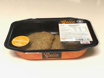 Gelia hampurilaispihvi 2kpl/200g gluteeniton