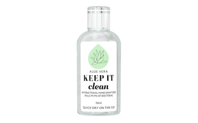 Keep It Clean käsidesi 50ml Aloe Vera