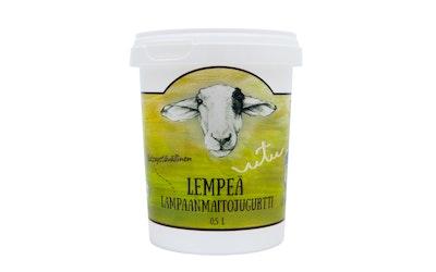 SikkaTalu lempeä lampaanmaitojogurtti 0,5l luomu