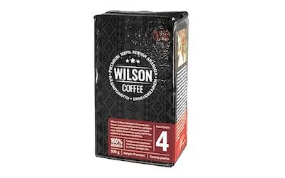 Wilson Coffee 500g SJ Tumma paahto