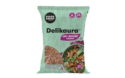 Gold&Green chili-inkivääri-marinoitu Delikaura 120 g