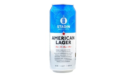 American Lager 4,5% 0,5l