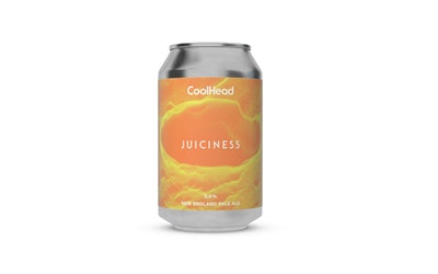 CoolHead Juiciness 5,5% 0,33l