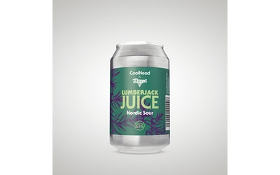 CoolHead Lumberjack Juice Nordic Sour 5,5% 0,33l