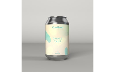 CoolHead Small talk Tiny IPA 3% 0,33l tl