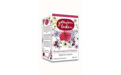 Ystävien Kesken ruusunmarja hibiskus 20