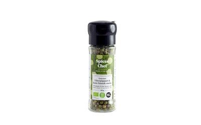 Spices Chef Luomu Viherpippuri-Kala Namak suola 60g YM