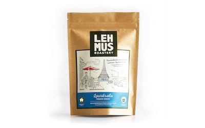 Lehmus Roastery Lauritsala 220g jauhettu tumma kahvi