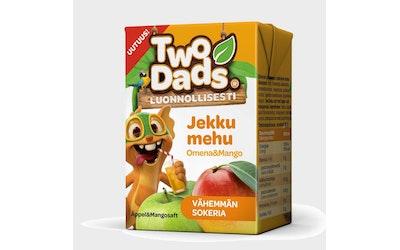 TwoDads Jekkumehu omena-mango 2dl